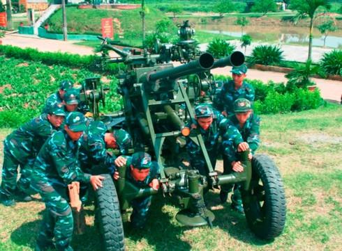 Xem bộ đội Trung đoàn cao xạ 280 đưa pháo vào trận địa - ảnh 10
