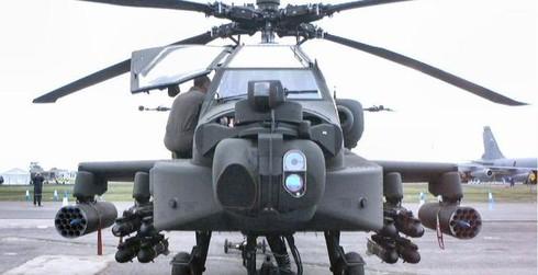 Sức mạnh đáng kinh ngạc của trực thăng Apache AH-64D - ảnh 4