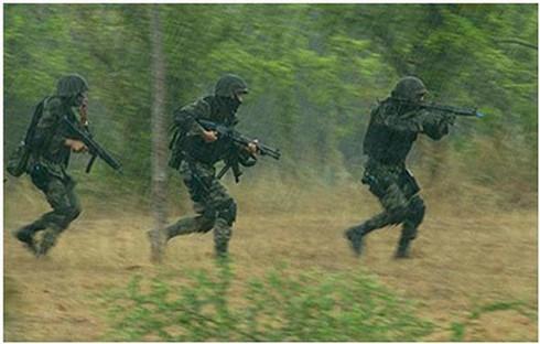 Đặc nhiệm hải quân Thái Lan, sức mạnh đáng gờm ở Đông Nam Á - ảnh 2