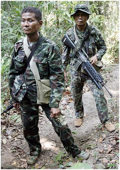 Đặc nhiệm hải quân Thái Lan, sức mạnh đáng gờm ở Đông Nam Á - ảnh 8