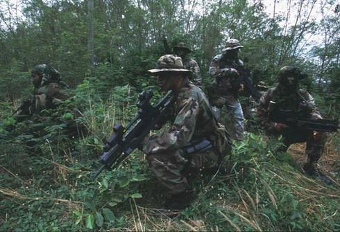 Đặc nhiệm hải quân Thái Lan, sức mạnh đáng gờm ở Đông Nam Á - ảnh 1