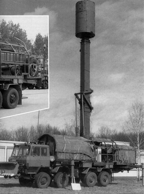 Nguyên lý hoạt động và năng lực radar thụ động chống tàng hình Vera-E Việt Nam. - ảnh 4