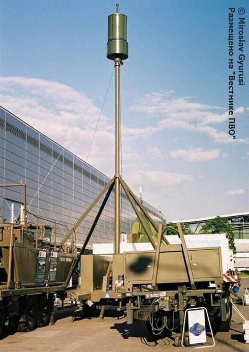 Nguyên lý hoạt động và năng lực radar thụ động chống tàng hình Vera-E Việt Nam. - ảnh 6