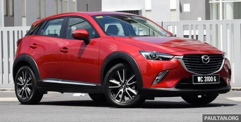 Mazda Nhật Bản lại triệu hồi CX-3 và Mazda 2 do lỗi tay lái - ảnh 1