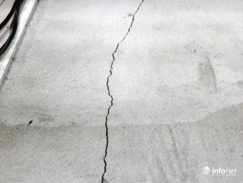 Thừa Thiên Huế: Phấp phỏng sống trong những ngôi nhà nứt toác vì mỏ đá nổ mìn - ảnh 5