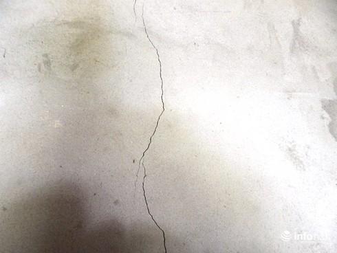 Thừa Thiên Huế: Phấp phỏng sống trong những ngôi nhà nứt toác vì mỏ đá nổ mìn - ảnh 6