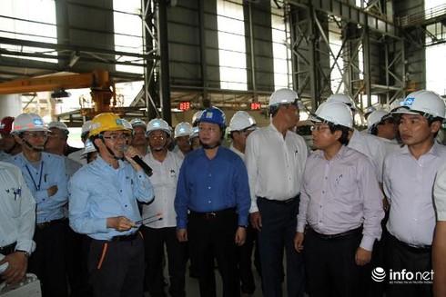 Bộ trưởng Trần Hồng Hà yêu cầu gì trong buổi làm việc với Formosa? - ảnh 1