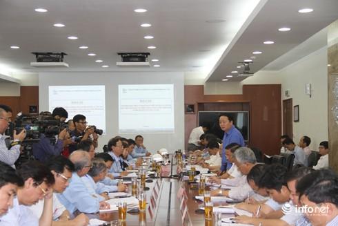 Bộ trưởng Trần Hồng Hà yêu cầu gì trong buổi làm việc với Formosa? - ảnh 3