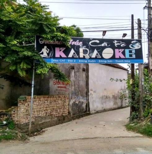 Đâm chết bạn tại quán karaoke rồi bỏ trốn - ảnh 1