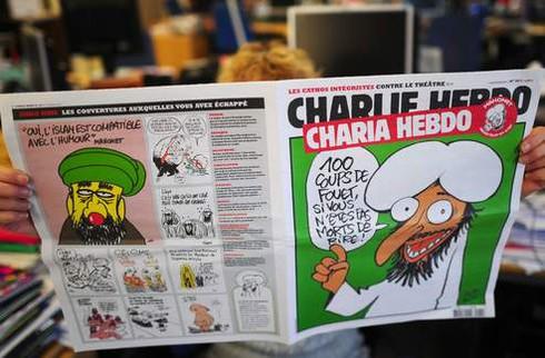 Thảm sát Paris: Bi kịch Charlie Hebdo đến từ đâu? - ảnh 1