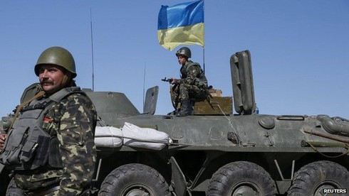 """Nga và quân ly khai miền Đông Ukraine đang """"lệch pha"""" nhau? - ảnh 2"""
