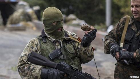"""Nga và quân ly khai miền Đông Ukraine đang """"lệch pha"""" nhau? - ảnh 3"""