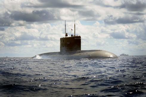 Nga quyết định nâng cấp 12 tàu ngầm hạt nhân - ảnh 1