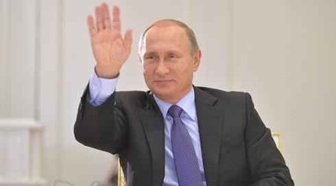 Tổng thống Putin: Khủng bố ở Syria không hề