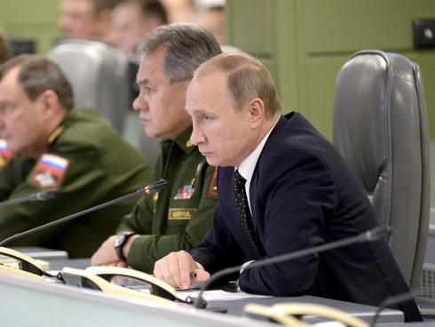 Vũ khí hạt nhân đảm bảo chiến thắng của Nga trước IS? - ảnh 1