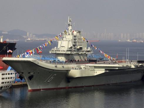Trung Quốc gặp những khó khăn gì trong việc chế tạo tàu sân bay mới? - ảnh 1