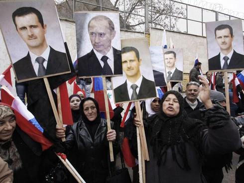 """Tổng thống Putin đang """"kiểm soát thế trận"""" ở Syria - ảnh 1"""