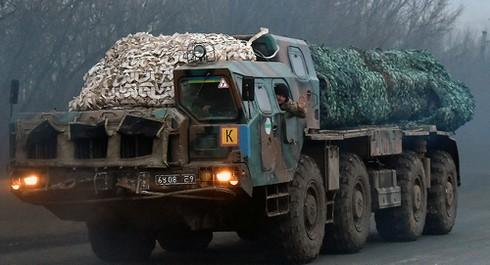 Tên lửa đạn đạo hiện đại của Ukraine