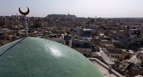 Chuyên gia chính trị khuyên Mỹ bớt hiếu chiến, tăng cường ngoại giao ở Syria - ảnh 1