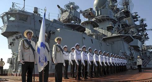 Trung Đông được lợi gì nếu Nga thiết lập căn cứ quân sự? - ảnh 1