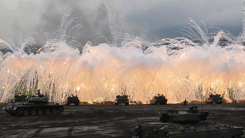 Chuyên gia: Nhật Bản là cường quốc quân sự hàng đầu thế giới - ảnh 1