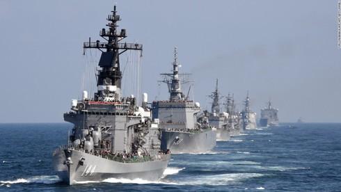Chuyên gia: Nhật Bản là cường quốc quân sự hàng đầu thế giới - ảnh 4