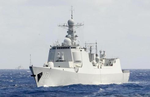 Trung Quốc sẽ có hạm đội hải quân lớn hơn Mỹ vào năm 2020? - ảnh 1