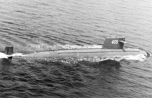 Type 091 - tàu ngầm hạt nhân đầu tiên ở Châu Á - ảnh 1