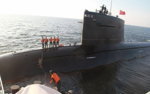 Type 091 - tàu ngầm hạt nhân đầu tiên ở Châu Á - ảnh 2