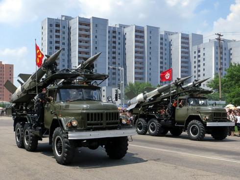 NI: Mỹ đừng mong Trung Quốc xử lý hộ vấn đề Triều Tiên - ảnh 1
