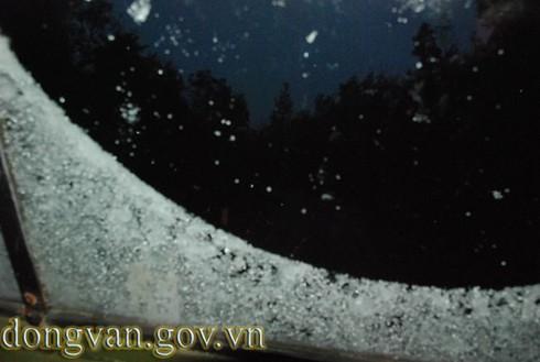 Tuyết rơi sớm ở Đồng Văn: Dày nhất trong vòng 10 năm - ảnh 2