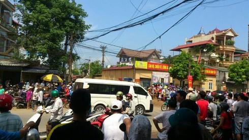 Máy bay trực thăng rơi ở Hòa Lạc: 16 chiến sĩ hy sinh - ảnh 5