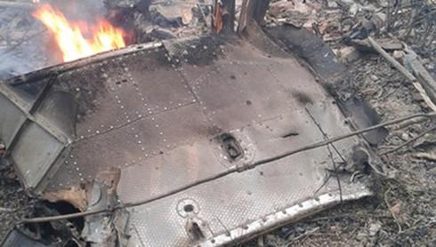Máy bay trực thăng rơi ở Hòa Lạc: 16 chiến sĩ hy sinh - ảnh 1