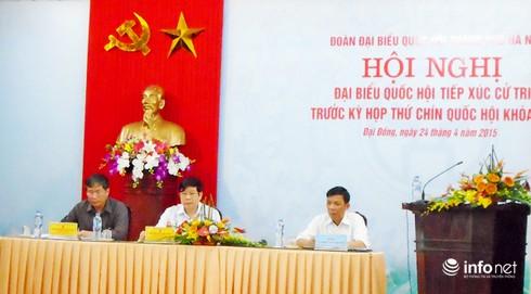 """Bộ trưởng Nguyễn Bắc Son: """"Việt Nam tự do báo chí hơn nhiều nước khác"""" - ảnh 1"""