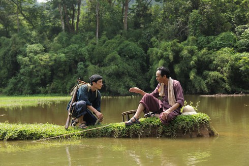 Hình tượng Chủ tịch Hồ Chí Minh anh minh, giản dị qua bộ phim