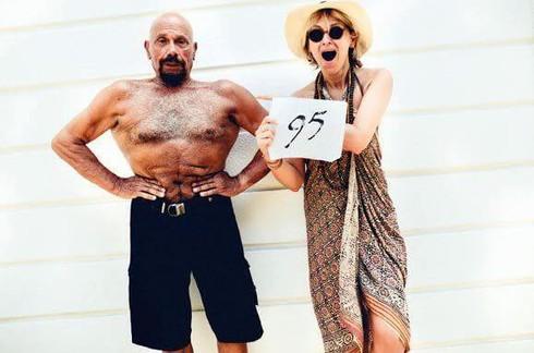 Bậc thầy yoga 95 tuổi vẫn trẻ như 50 - ảnh 1