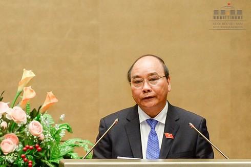 Chân dung ông Nguyễn Xuân Phúc - Ủy viên Bộ Chính trị khóa 12 - ảnh 1