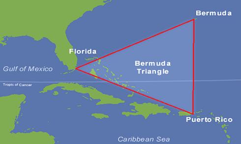 Bí ẩn 165 năm của Tam giác quỷ Bermuda có lời giải - ảnh 2