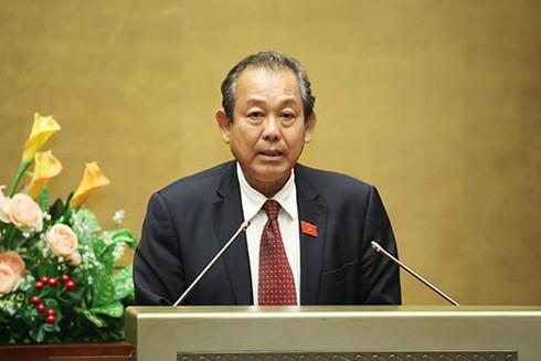 Tiểu sử Phó Thủ tướng Trương Hòa Bình - ảnh 1