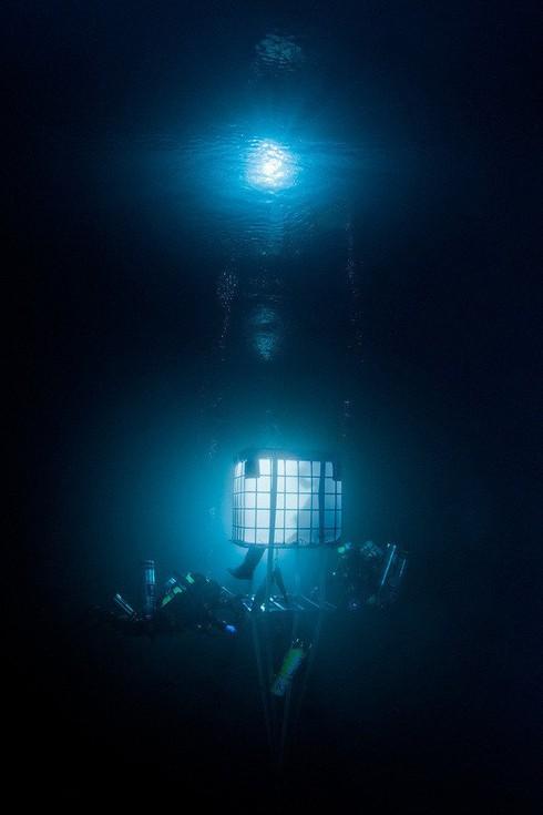 Hồ không đáy Goluboe: Bí ẩn đáng sợ bậc nhất trên Trái Đất - ảnh 6