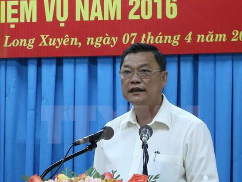 Chân dung Chủ tịch HĐND tỉnh An Giang Võ Anh Kiệt - ảnh 1