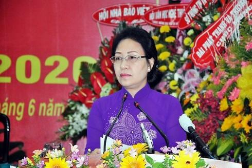 Chân dung bà Đặng Tuyết Em, Chủ tịch HĐND tỉnh Kiên Giang - ảnh 1