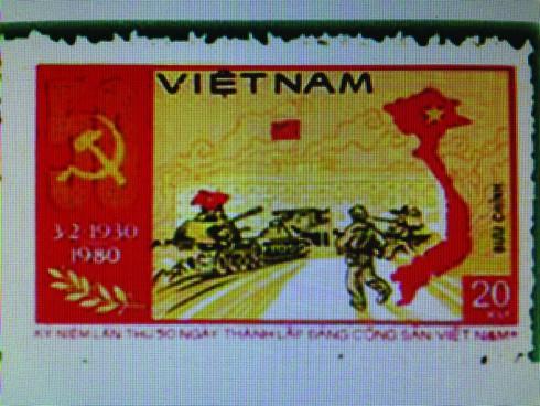Dấu ấn 30/4/1975 trên tem Bưu chính - ảnh 3