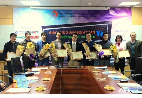Liên doanh giữa MOG với công ty Nhật gia nhập Hiệp hội TMĐT Việt Nam - ảnh 1