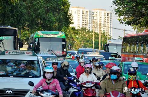 TP.HCM: Taxi giảm cước 500 - 600 đồng - ảnh 1