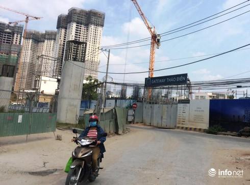 Gateway Thảo Điền: Dự án dính kiện tụng kéo dài, người mua nhà lãnh đủ - ảnh 1