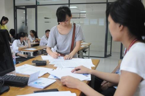 Kỳ thi THPT quốc gia: Hồ sơ sai sót không chỉnh sửa được? - ảnh 1
