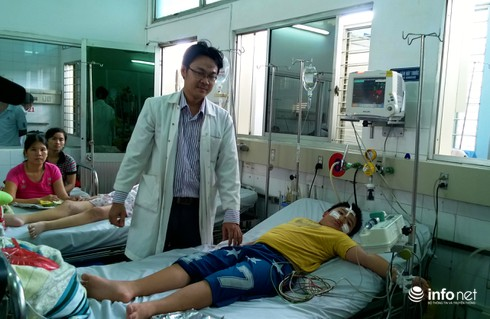 Trẻ bị sốt xuất huyết nặng vì lạm dụng truyền dịch - ảnh 1