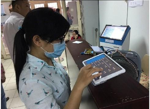 Tìm hiểm quy trình Khoa khám bệnh thông minh tại Bệnh viện Nhân dân Gia Định - ảnh 1