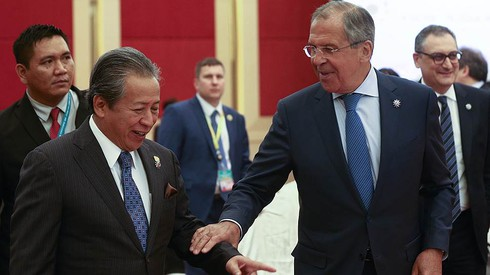 ASEAN: Mảnh đất vàng cho Nga trong khủng khoảng trừng phạt - ảnh 2